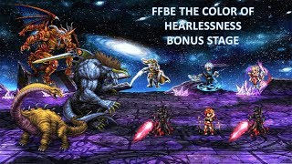 [FFBE GL] Hyoh Story Event - The Color of Heartlessness - Bonus Stage   All Missions