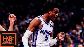 Indiana Pacers vs Sacramento Kings Full Game Highlights | 12.08.2018, NBA Season