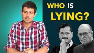 Kejriwal vs LG: What is happening in Delhi? | Explained by Dhruv Rathee