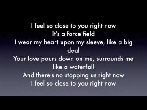 Feel so Close - Calvin Harris (lyrics) perfect audio