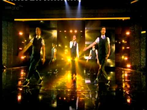 Will Young Losing Myself - Let's dance Sports Relief