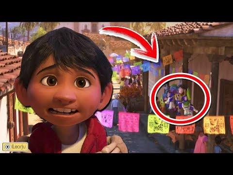 9 Increíbles Mensajes Ocultos en Coco | Disney/Pixar