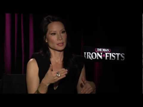 'The Man With the Iron Fists' Lucy Liu Interview