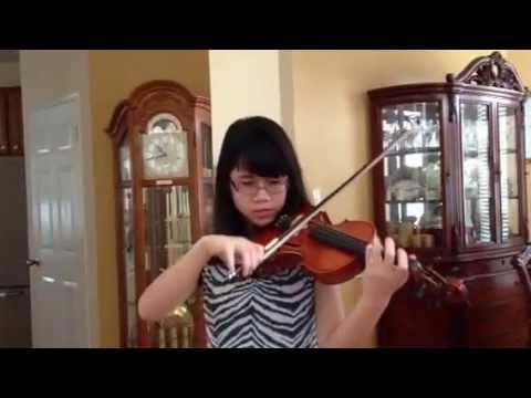 Lupang Hinirang (philippines National Anthem) Violin video