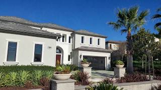 MyHeaven @ $2,100,000 Irvine CA: 6-bedroom Calypso Model Home by Toll Brothers, Alara at Altair