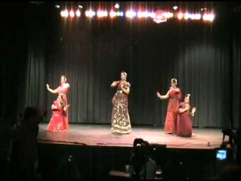 Atlanta Pujari Durga Puja 2010 Dance 2