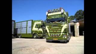 B. Boerkamp Scania V8 (HD)