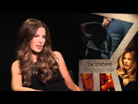 Contraband: Kate Beckinsale Interview