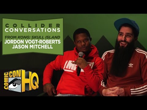Collider Conversations: Jason Mitchell And Director Jordan Vogt-Roberts On 'Kong: Skull Island'