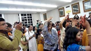 Bijoya Doshomi, Durga Puja 2011, Dakshini , Los Angeles, CA