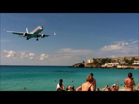Amazing Airplane Landings Amazing Airplane Landing