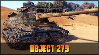 World of Tanks - Live: Object 279 - Tier X Missionspanzer [ deutsch