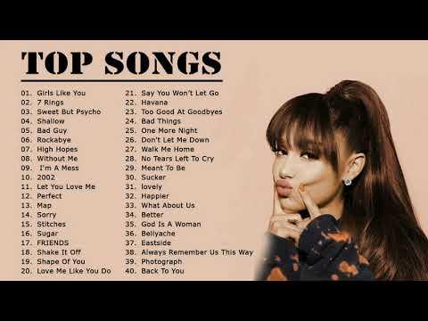 Top 40 Popular Songs - Top Song This Week (Vevo Hot This Week)