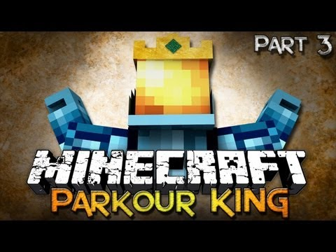 Minecraft: Parkour King - Part 3 - Nether Parkour!?