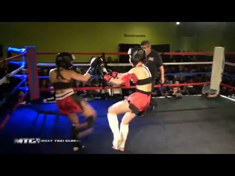 Muay Thai Global IX 12 Sunga vs Telmo