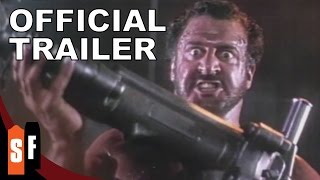 Destroyer (1988) - Official Trailer (HD)