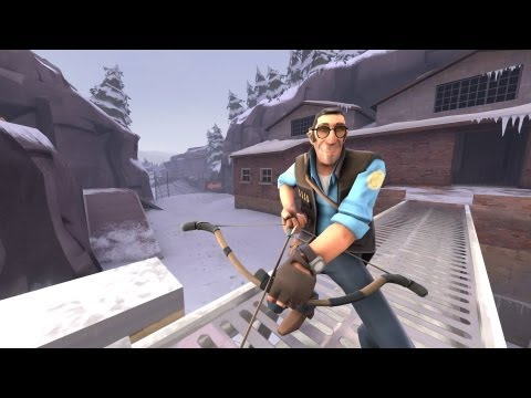 TF2 Coldfront Huntsman Live Commentary
