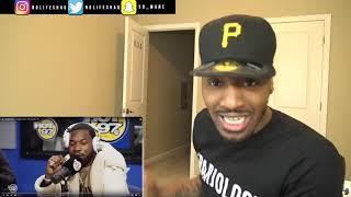 Meek Mill Funk Flex Freestyle118 Reaction