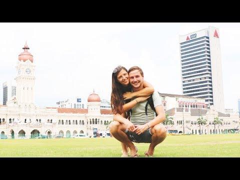 Wo die Weltreise startete • Malaysia • Weltreise Vlog #135