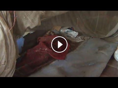 นอนอยู่กับภรรยาที่เสียชีวิตมานานกว่า 10 เดือน