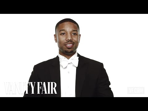 Talking to Michael B. Jordan Behind the Scenes of our Hollywood Issue Cover Shoot