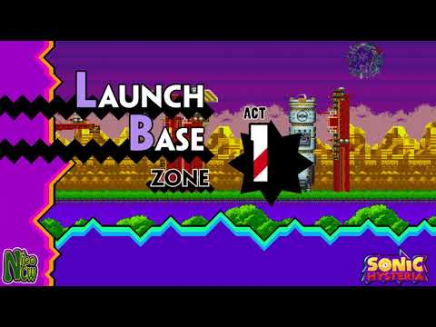 Launch Base Act 1 - Sonic Hysteria
