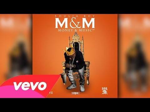 Soulja Boy - M & M: Money & Music [Full Mixtape]