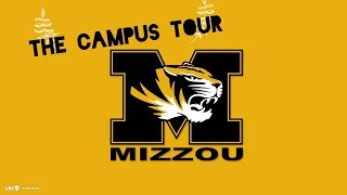 Mizzou Campus Tour: University of Missouri-Columbia: