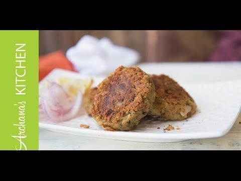 Vegetarian Shami Kebab Recipe by Archana's Kitchen Photo Image Pic