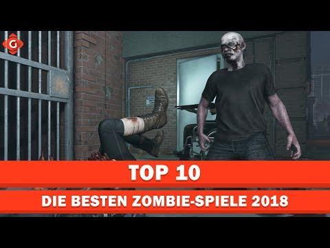 Die besten Zombie-Spiele in 2018  Top 10