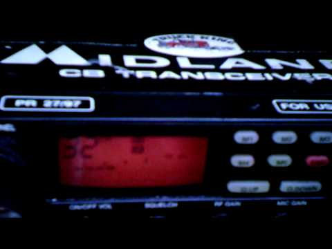 CB Radio: Sunday Afternoon DX - 19 / 02 / 2012 - Part 1