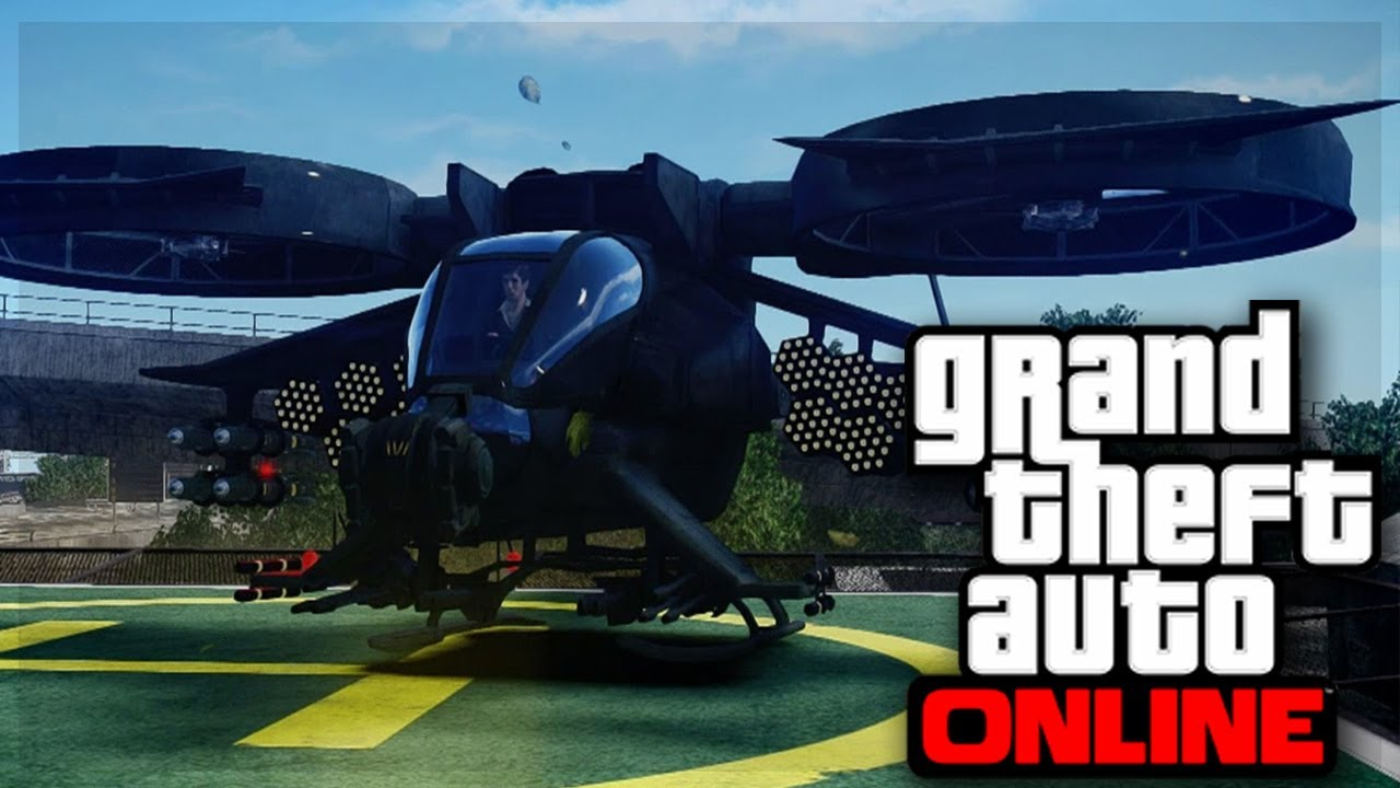 Gta 5 New Guns Gta 5 New Attack Helicopter