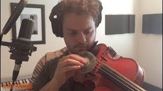 FIDGET SPINNER Violinist Plays Michael Jackson