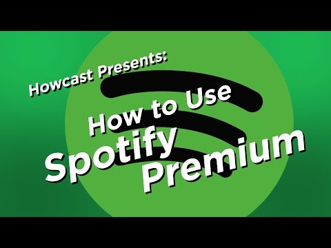 How to use Spotify Premium | Howcast Tech