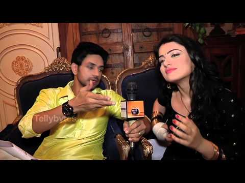 Meri Ashiqui Tumse Hi - Ishani and Ranveer's Pol Khol from the Sets