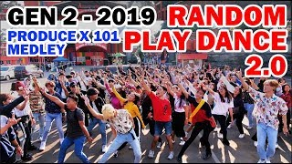 K-POP RANDOM PLAY DANCE CHALLENGE in INDONESIA, BANDUNG #XRPD 2.0