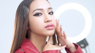 Oriflame Make Up Tutorial with Philips Kwok : Modern Edgy Look