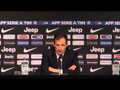 Massimiliano Allegri sauer: