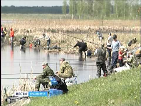 рыбалка в апреле в хакасии