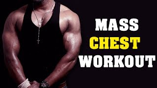 Mass Chest Workout In Tamil