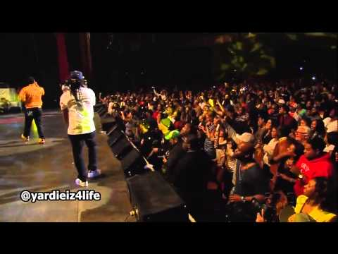 Usher ft Ludacris and  Lil Jon - Yeah ! (2013 So So Def 20th Anniversary)  Live