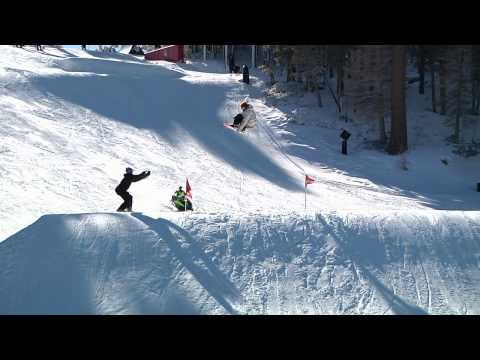 Ian Sams and Kyle Smith At Bear Mountain