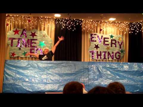 NLSW--Emmaus Lutheran School Teacher Skit