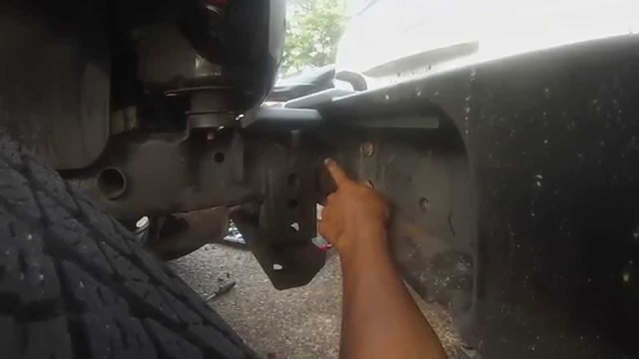 How To Remove Stock Bumper On Jeep Jk Wrangler Unlimited