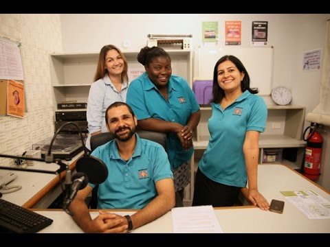 The Aboriginal Voice of the East Kimberley - Waringarri Radio 6WR