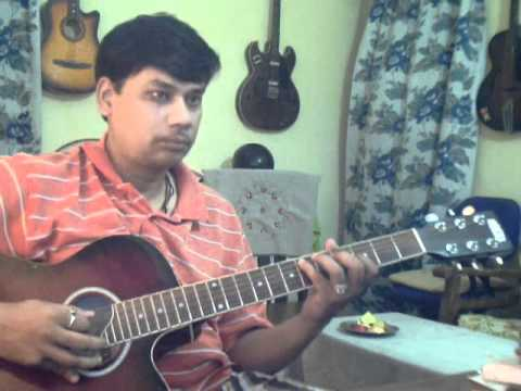Sach keh raha hai deewana on Guitar
