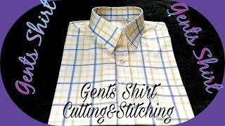 Download Gents shirt cutting and stitching in Hindi 3Gp Mp4