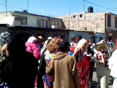 CARNAVAL IXTLAHUACA 2013