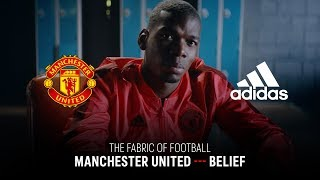 The Fabric of Football | Manchester United: Belief
