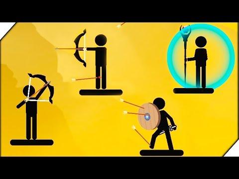 СЕГОДНЯ Я ЛУЧНИК - Игра The archers 2 Обзор. Игры для андроид